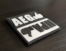 AEG / HPA Reversible PVC Patch  [Free Shipping]