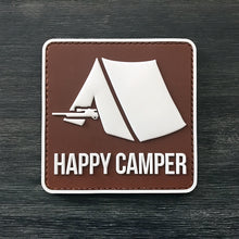 Happy Camper Patch [Free Shipping]