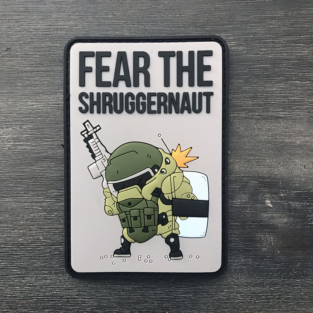 Shruggernaut Patch [Free Shipping]