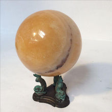 Calcite Crystal Ball *