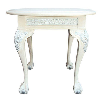 Claw and Ball Foot Side Table- sold