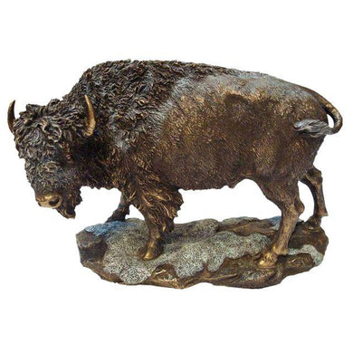 American Bison Sculpture