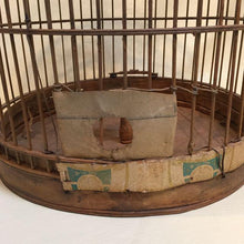 bamboo and wider asian bird cage from Chian