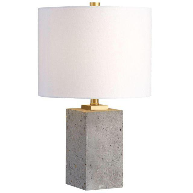 Cool Concrete Lamp*