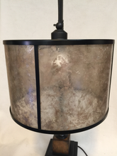 Mica Shade 1930's Style Lamp