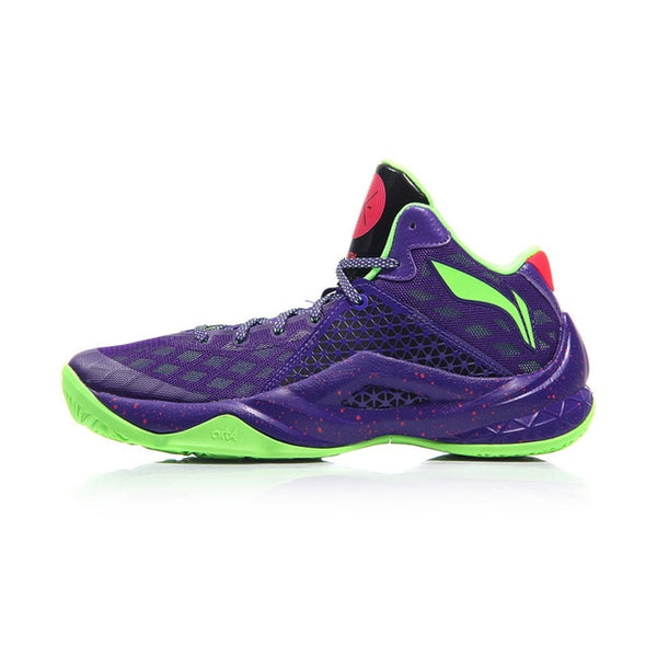 Li-Ning Men ALL IN TEAM 4 Wade Cushion Breathable Professional Basketball Shoes Sneakers