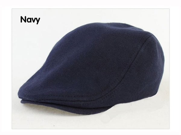 Summer Sports Unisex Cotton flat Ivy News Boy Beret Caps