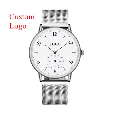 Mens Ladies Luxury Customized Manufacturing OEM Watches with Your Logo Watch