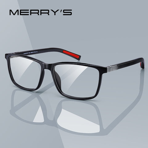 Designer Men's Luxury Acetate Myopia Prescription Eyeglasses Spring Hinge Silicone Temple Tip Glasses Frames