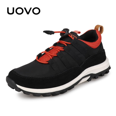 Boys And Girls Sports Shoes Autumn Children Shoes Breathable Kids Shoes Breathable Flat Casual Sneakers