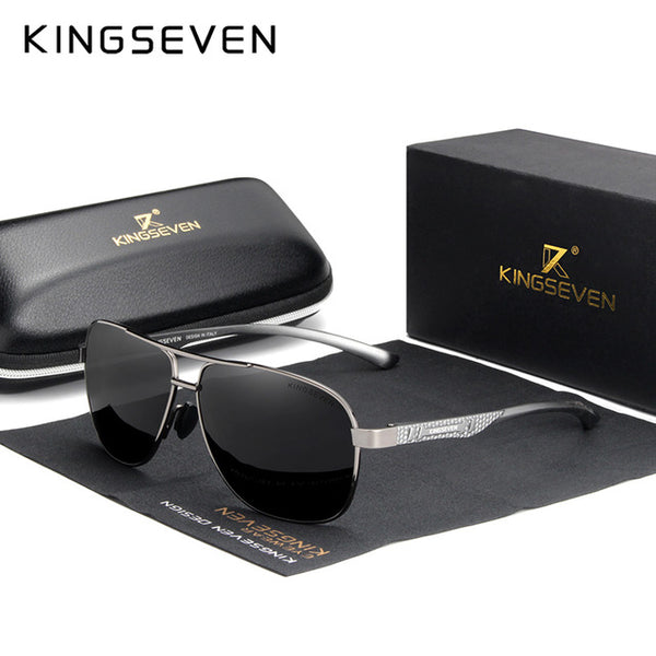 Brand Unisex Aluminum Sunglasses Polarized UV400 Mirror Sun Glasses