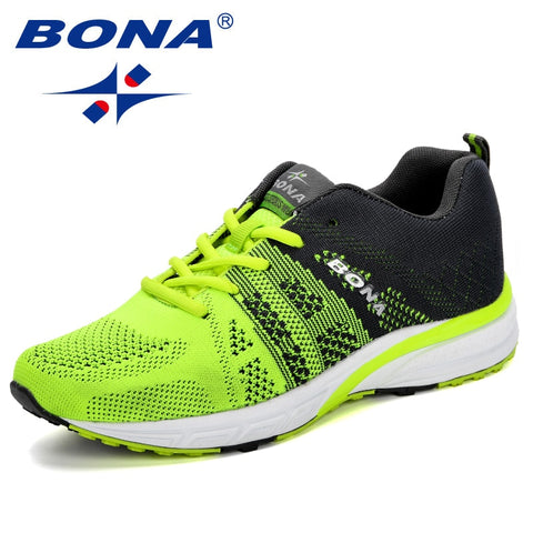 Ladies Breathable Mesh Lace-Up Outdoor Training Fitness Sport Running Shoes Jogging Sneakers