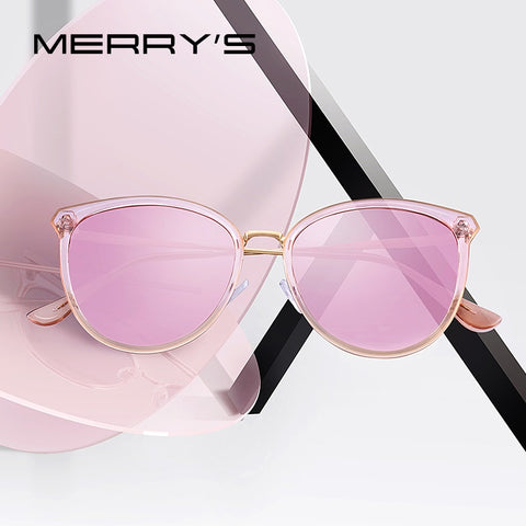 Designer Womens Fashion Cat Eye Polarized Luxury Brand Trending Sunglasses UV400 Protection