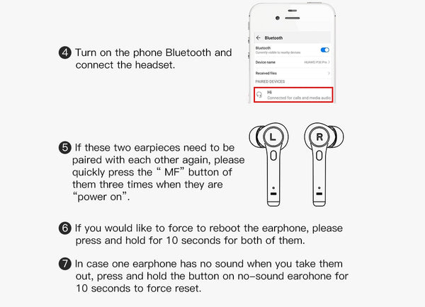 Bluedio HI wireless earphone bluetooth 5.0 earphone for phone stereo sport earbuds headset with charging box built-in microphone