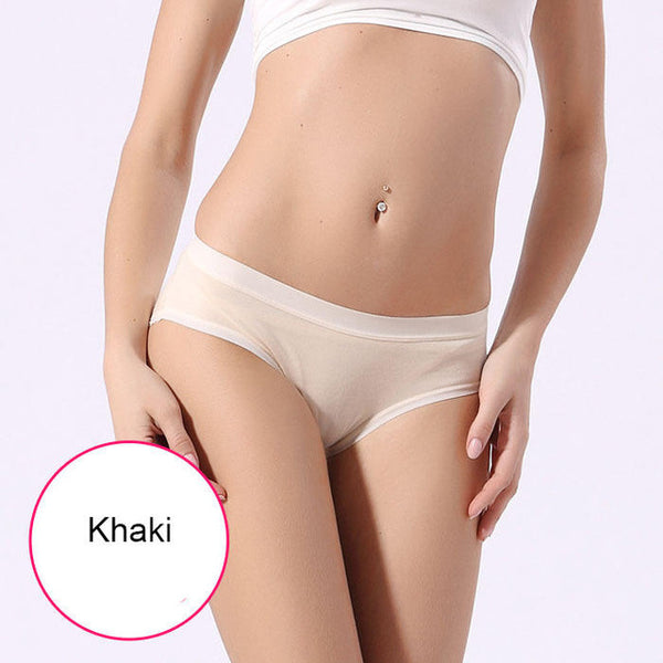 Womens Cotton Underwear Panties in 17 colours