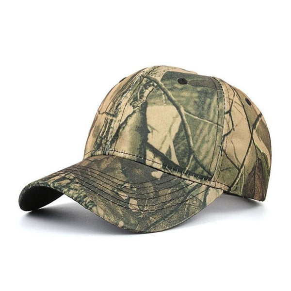 Washed Cotton Adjustable Camouflage Colour Cap 4 Colors Dad Hats Casquette Brand Bone Hats
