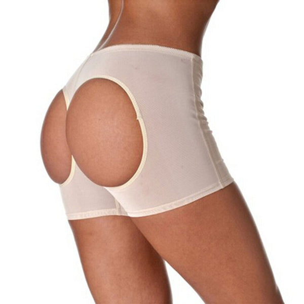 Body Shaper Butt Lifter Enhancer Booty Short Panty Undergarment - The Clothing Company Sydney