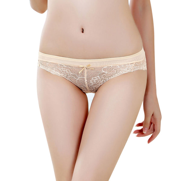 Lace Thongs Panties Lingerie Underwear in 6 Colours