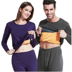 2 Piece Top and Legging Thermal Underwear For Women and Men with  Lining - The Clothing Company Sydney
