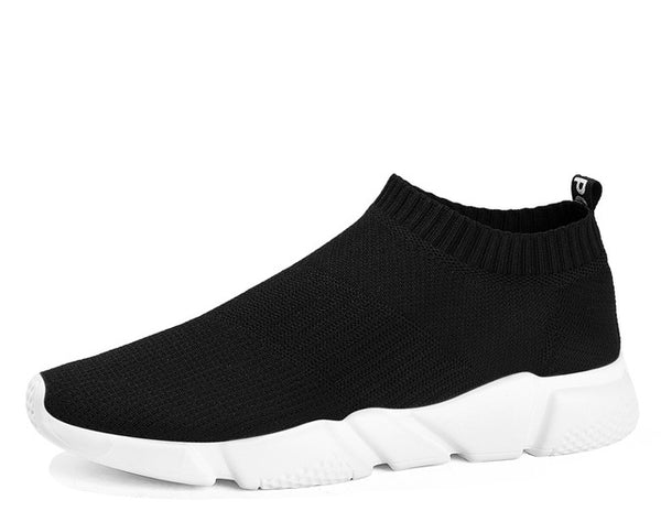 Breathable Mesh Slip on Sock Sneaker in 10 Designs - The Clothing Company Sydney