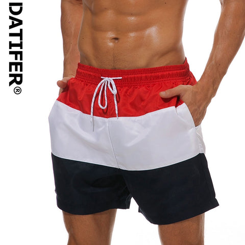 New Quick Dry Men's Swim Summer Board Surf Swimwear Beach Shorts