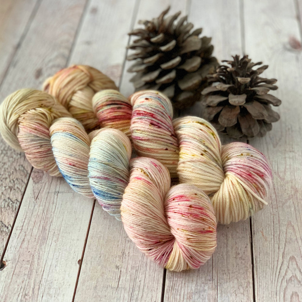 Vintage Ornaments (Seasonal) ~ Dyed to Order/Custom Order