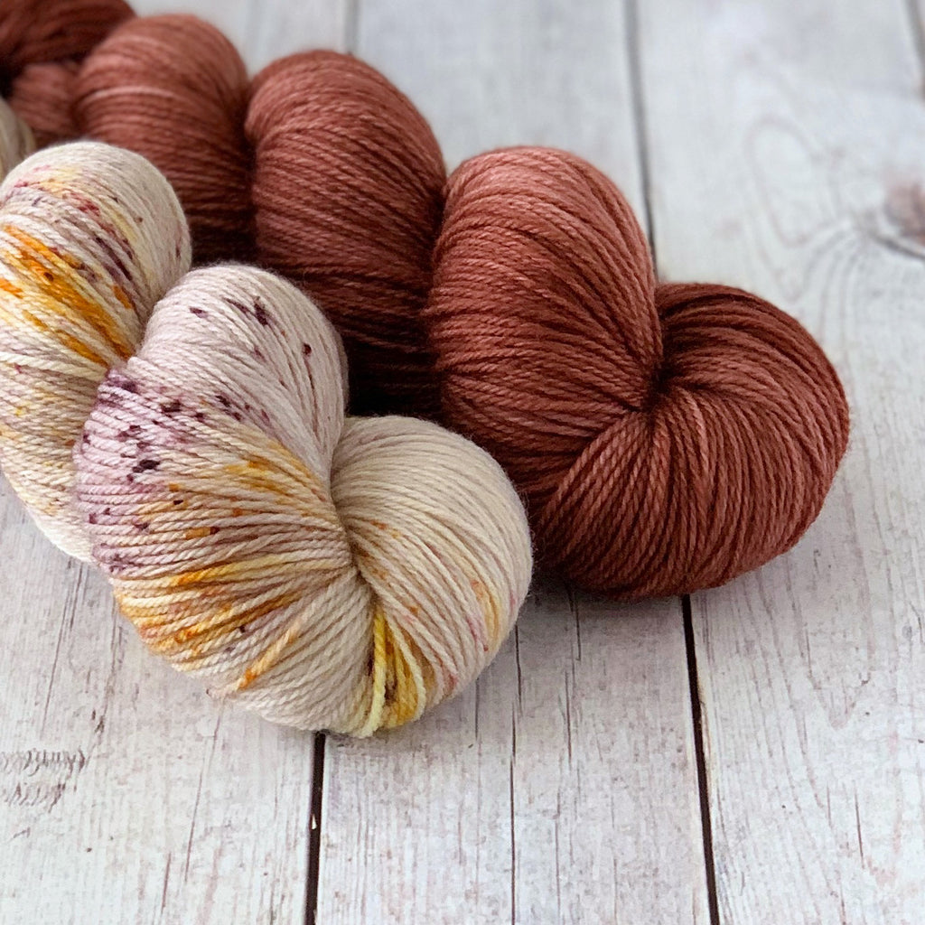 Eureka Valley Shawl Kits ~ Preorder (includes yarn & pattern)