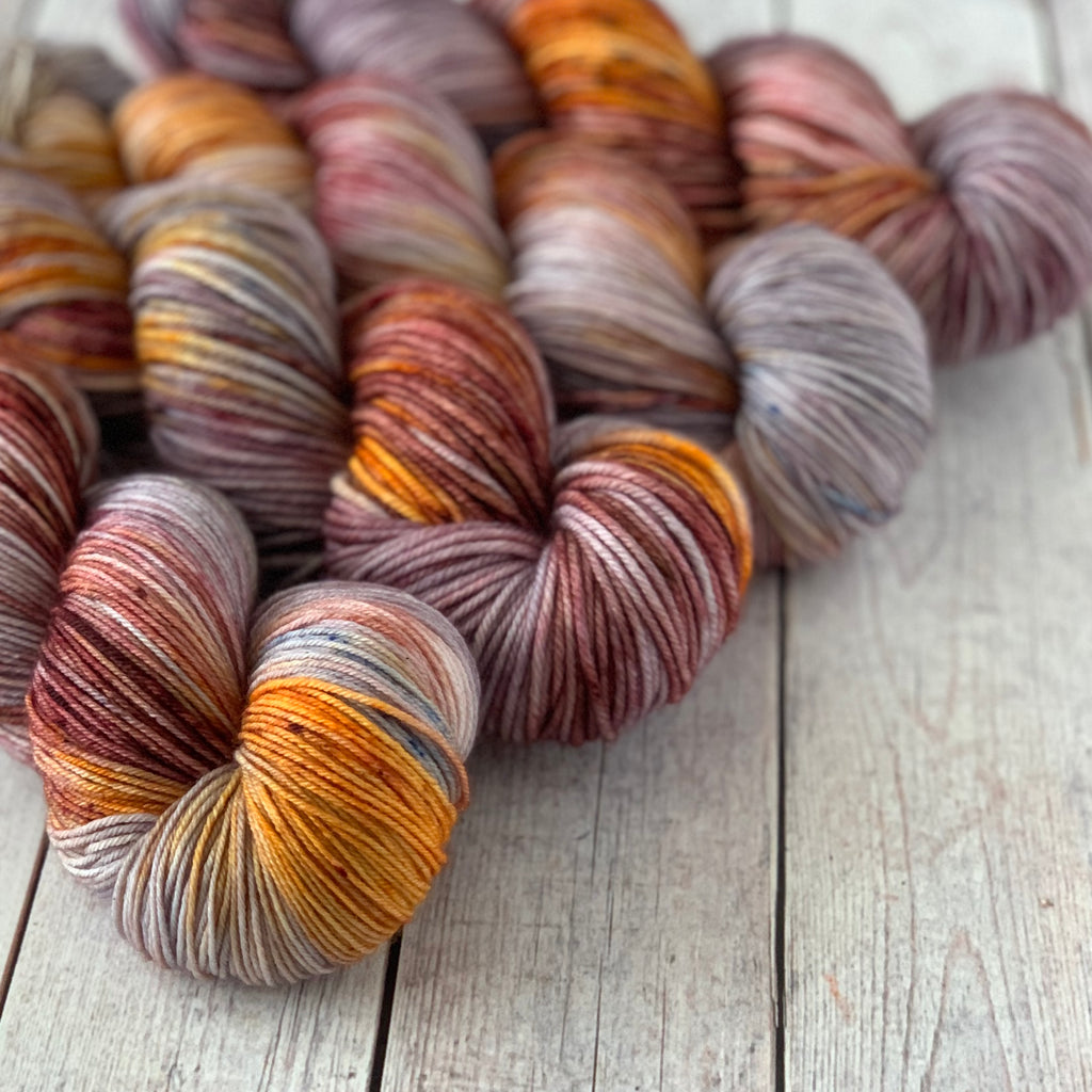Harvest ~ Dyed to Order/Custom Order