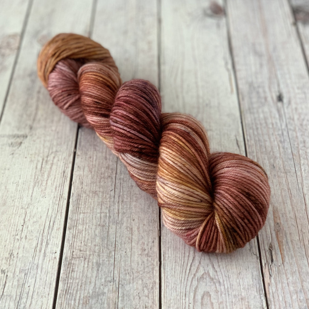Autumn Mist (Seasonal) ~ Dyed to Order/Custom Order