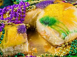 King Cake Triple Scented Candle