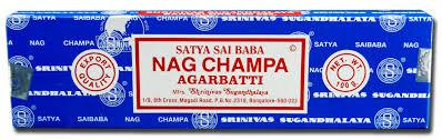 Nag Champa Triple Scented Candle