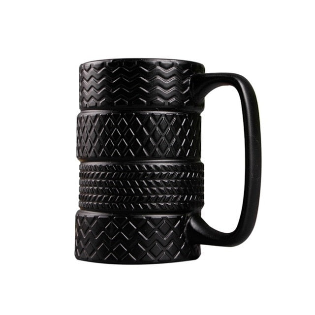 Stack 'O' Tires Coffee Mug
