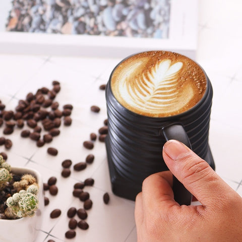 Threaded Coffee Mug, Mug - CrateSpot