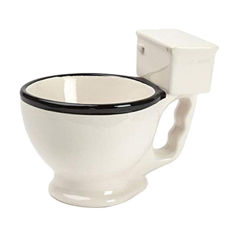 Novelty Toilet Mug, Mug - CrateSpot