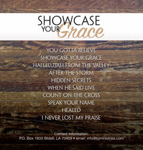 Showcase Your Grace CD