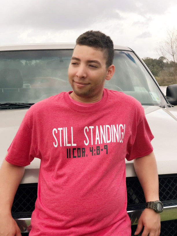 Men's Still Standing T-Shirt