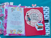 Custom Made Journal Book! You chose we make!