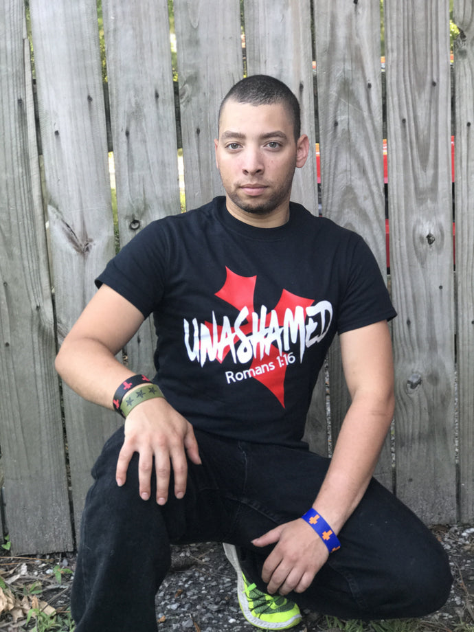 Unashamed T- Shirt