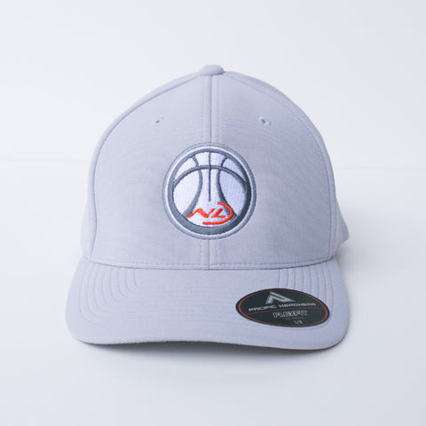 Next Level Basketball - Performance Hat in Grey