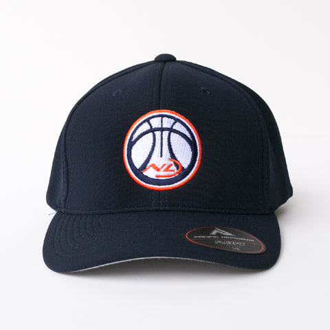 Next Level Basketball - Performance Hat in Navy