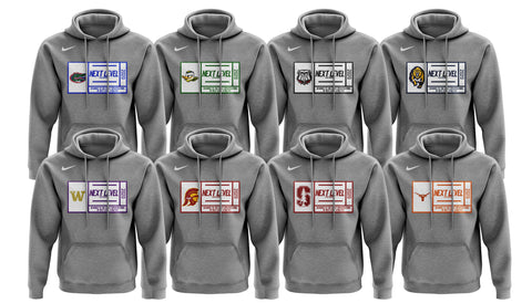 2020 Player Badge Fleece Hoodie - Adult