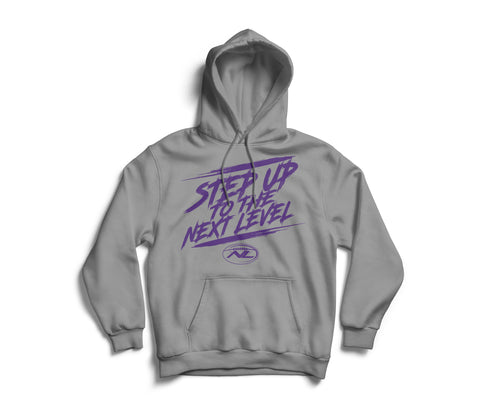 Team 'Savage' Nike Sweatshirt - Purple