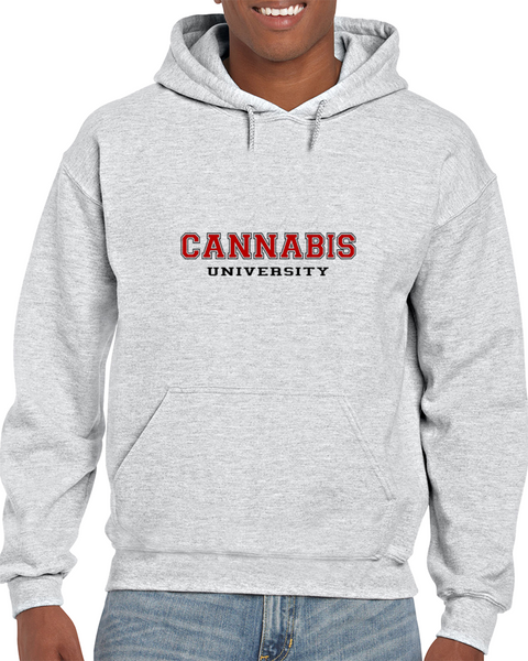 Cannabis University Hoodies, Marijuana Hoodies and Cannabis Hoodies