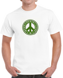 Peace Love And Weed New Shirt