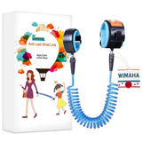 By code MCKMYHRR on  Wimaha 2.5m Toddler Leash Anti Lost Wrist Link Safety Harness Wristband
