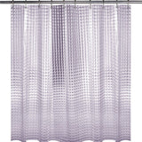 Wimaha Peepholes Design EVA Waterproof Shower Curtain
