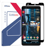 Wimaha 3D Curved Tempered Glass Screen Protector for Google Pixel 2 XL 2017