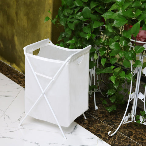 Wimaha Foldable Laundry Hamper Large Basket Storage Bag Waterproof