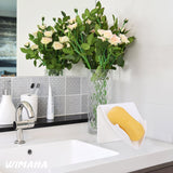 Wimaha New Style Adhesive Soap Dish Holder for Bathroom