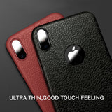 Wimaha Protective Carrying Cover Case for Apple iPhone X (Red)
